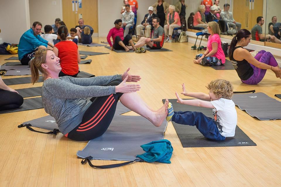 HG Sports Centre Family Yoga